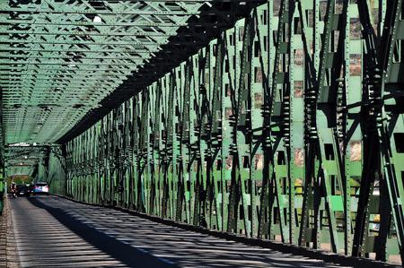 brug bij Mautern