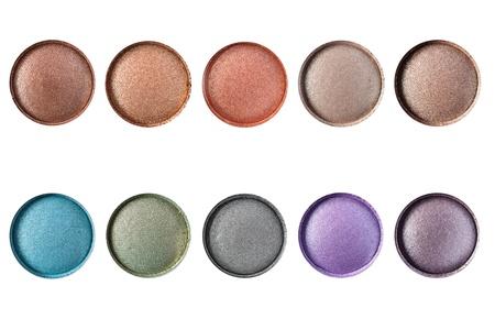 Color full eye shadow set