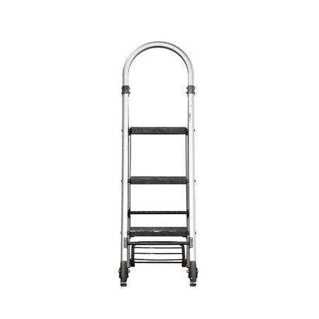 reachability: Aluminum stair