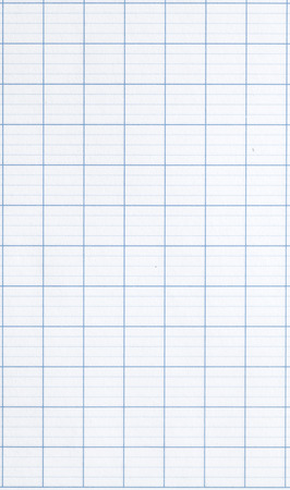 grid paper: Paper grid isolated texture Stock Photo