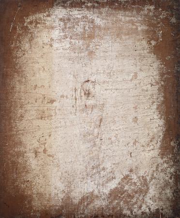 Vecchia struttura di tavola di legno