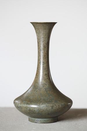 Piccolo antico vaso di bronzo