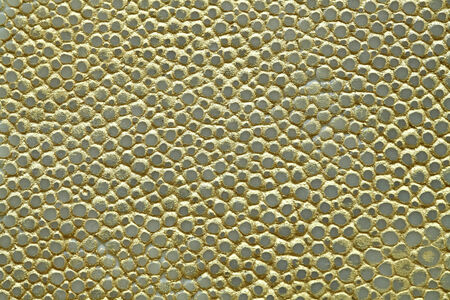 gnarled: Gold leaf gnarled texture