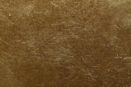 Shiny goldleaf texture photo