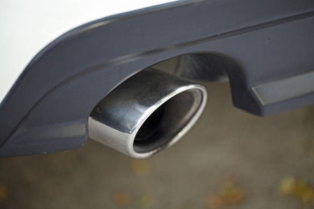 Car muffler Stock Photo - 26870876