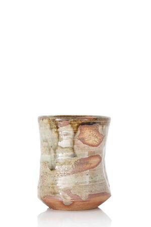Antique ceramic mug photo
