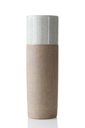 Antique ceramice vase photo