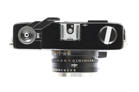 Vintage camera (Top view)