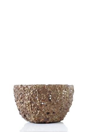 bronze bowl: Vintage bronze bowl