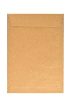 manila envelop: Brown envelope Stock Photo