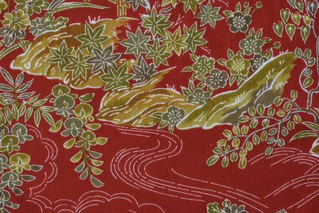 Antique modello in tessuto