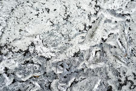 Silver ore texture