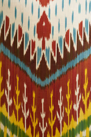 Antique fabric texture Stock Photo