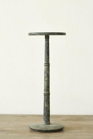 Antique bronze lantern