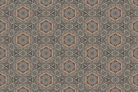 Abstract wood geometric background texture