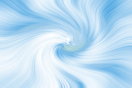 Abstract white with blue twist back ground Stock Photo