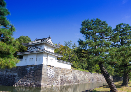 nijo: Nijo castle was built in 1603 as the Kyoto residence of Tokugawa Ieyasu, the first shogun of the Edo Period (1603-1867). His grandson Iemitsu completed the castle