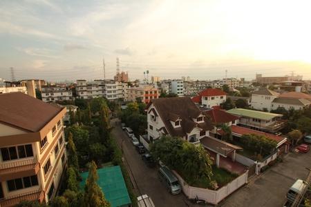 Landscape of bangkok city thailand Stock Photo - 11245559
