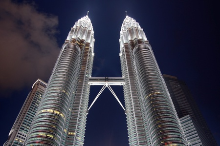 Petronas the twin tower of KL