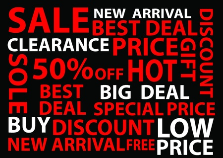black wallpaer with red sale Vector