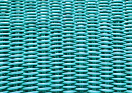 abstract blue pattern of rattan texture Stock Photo - 13794371