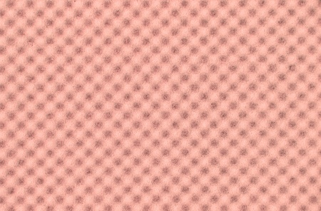 sound proof: abstract background of a sound insulation Stock Photo
