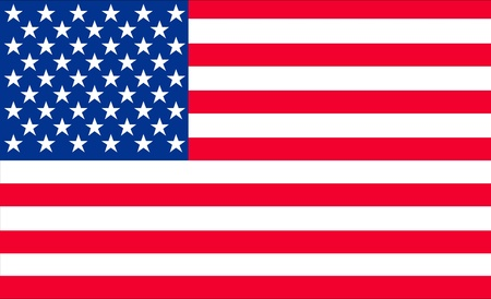 illustration of the american flag