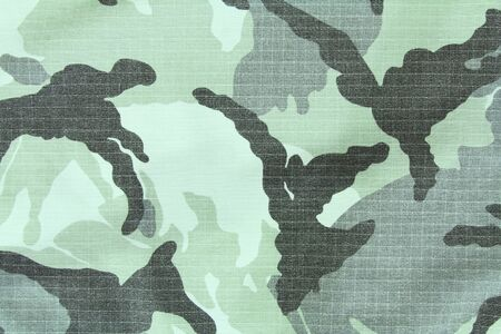 color conceal: background of military fabric pattern Stock Photo