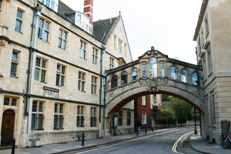 the bridge of oxford uk