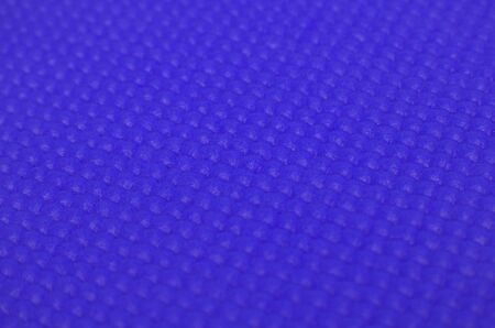 matt: background of blue yoga matt