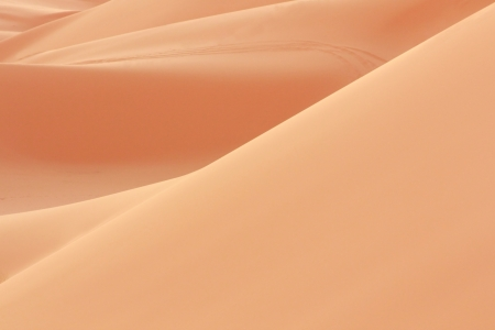 abstract background of sand dune in sahara Stock Photo - 16836689
