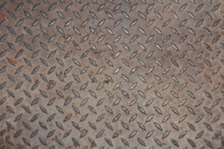 background of old metal manhole cover Stock Photo - 18904617