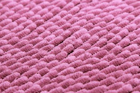 background of purple floor mat photo