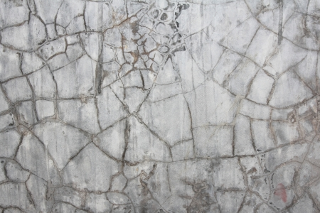 abstract background of cracked concrete wall Stock Photo