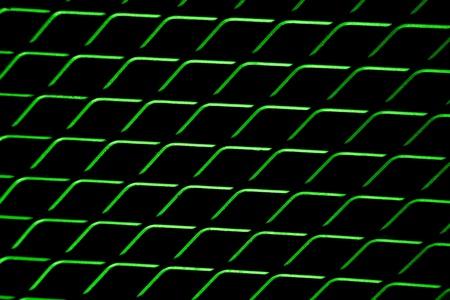 Abstrakte Hintergrund Der Grünen Netz Verdrahtet Lizenzfreie Fotos ...