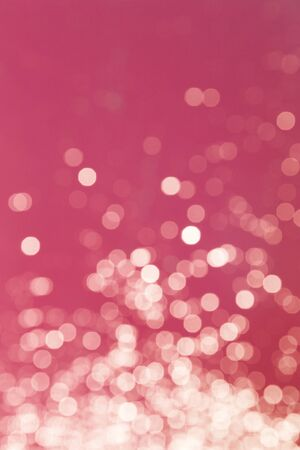 abstract background of red circle   bokeh photo