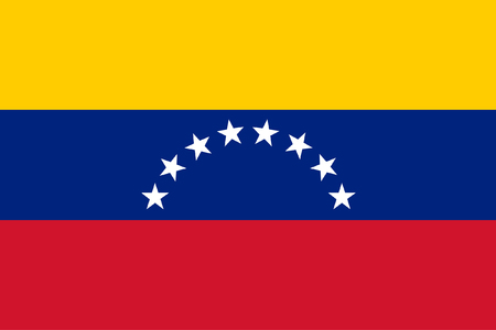 background of venezuela flag Vector