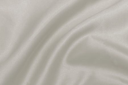 abstract  background of luxury white thai silk photo