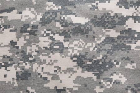 acu: digital camouflage pattern