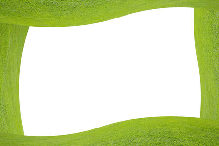 champ vert: fond d'�cran du champ vert sur fond blanc