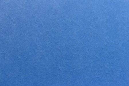 scraped: background of blue mulberry paper
