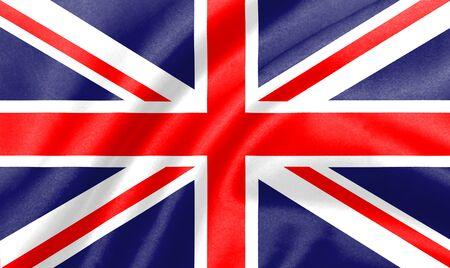 briton: background of ripple uk flag