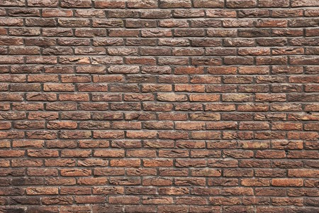 brick: background of seamless brick wall texture