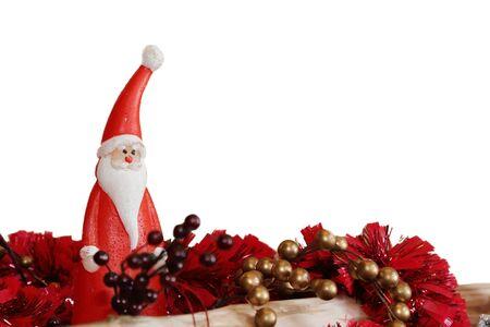 Santa claus christmas ornament christmas decoration cartoon