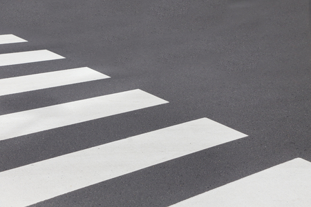 background of zebra crossing on the street