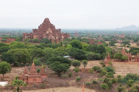 bagan: Ancient Temples in Bagan Myanmar