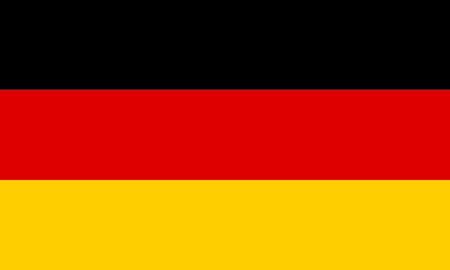 Vector of germany flag
