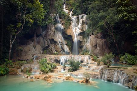 tat: tat kuang waterfall