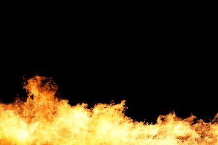 abstrakcyjny ogień płomień tło Zdjęcie Seryjne