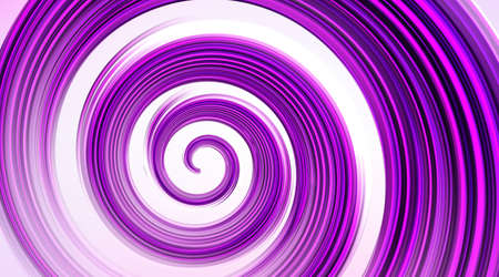 Vector background. Abstract purple swirl on white. Иллюстрация